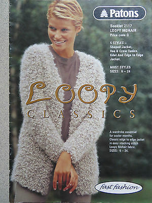 Knitting Pattern For Ladies Loopy Cardigan : Knitting Pattern - Mans Chunky Sweater Rib and Cable Zip Neck To Knit DK76