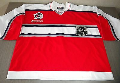 Maillot Jersey Hockey NHL - All Star Game 2000 Toronto - CCM Size 62 Fightstrap