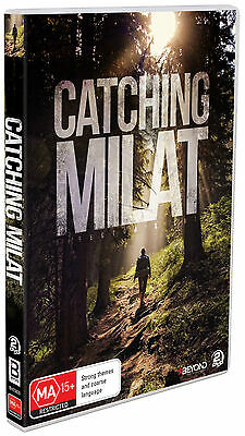 BRAND NEW Catching Milat (DVD, 2015, 2-Disc Set) R4 Ivan Miniseries