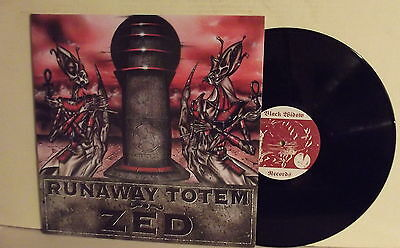 Runaway Totem ‎– Zed -BLACK WIDOW-METAL PROG-MINT/MINT