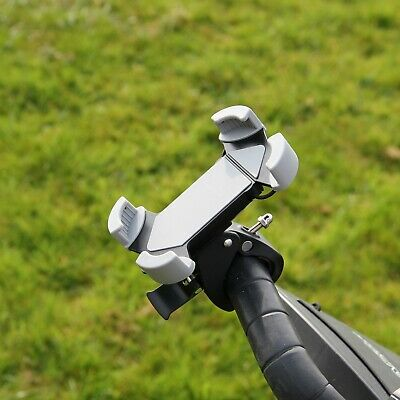 Deluxe Universal Golf Trolley Mobile Phone GPS Holder Mount iPhone Samsung HTC