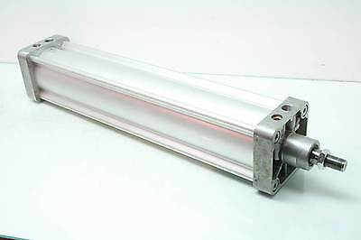 Festo DNU-100-500-A-L Stainless Pneumatic Air Cylinder 100mm Bore x 500mm Stroke