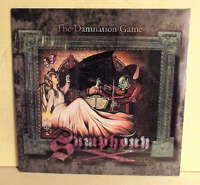 LP- Symphony X ‎– The Damnation Game -SIGILLATO/SEALED