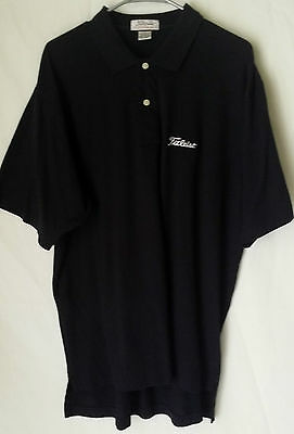 Titleist POLO of the TOUR Titleist Advisory Staff POLO Ships FREE w/BUY IT NOW L