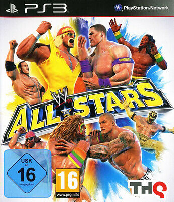 wwe: All Stars ~ PS3 (in Great Condition)