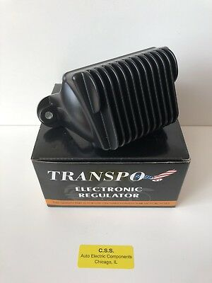 Harley Davidson Voltage Regulator 09-15 Touring Models  74505-09 74505-09A Black