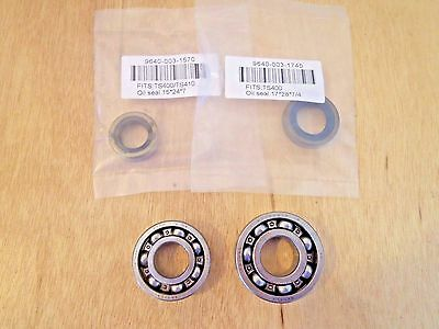 NWP Crank crankshaft bearings and seals for Stihl TS400