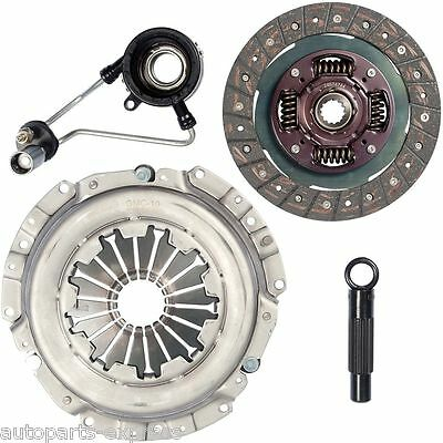 CLUTCH KIT WITH SLAVE FOR 95-99 CHEVY CAVALIER PONTIAC SUNFIRE 2.2L 4cyl