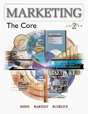 Marketing the core by kerin hartley 6th edition brand new 3999 marketing the core 2nd edition by kerin hartley rudelius fandeluxe Images