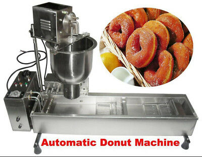 Automatic donut maker stainless steel mini donut maker making machine s