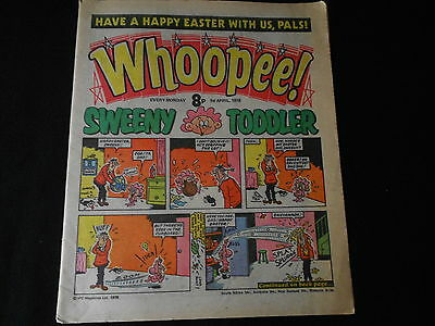 Whoopee Comic 1st April 1978