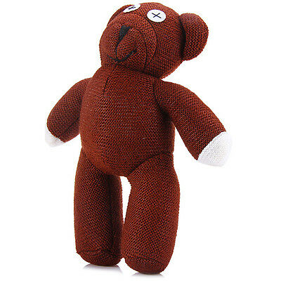 "Mr. Bean Teddy Bear 9"" Inch Stuffed Toy Plush Doll Birthday Gift"