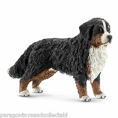 Schleich Farm Life Dogs - BERNESE MOUNTAIN DOG FEMALE 16397 - New with Tag
