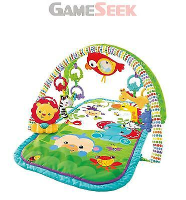 Fisher Price Fisher-Price 3-In-1 Musical Activity Gym | Free Delivery New Sleep