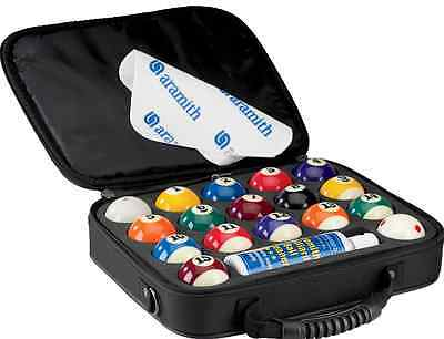 Aramith Super Pro Value Pack, Includes Jim Rempe Ball, Cleaner & Carrying Case