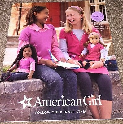 American Girl 2008 Catalog- Featuring Mia! New Fall and Kit Items! Meet Ruthie!