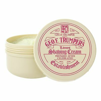 Geo F Trumper Extract of Limes Shave Cream Bowl