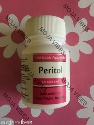 Jamaican Peritol Tablets for Breast, Butt, Hips and Thighs