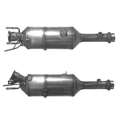 BM11003H PEUGEOT 307SW 2.0HDi 110bhp Exhaust CAT & DPF Diesel Particulate Filter
