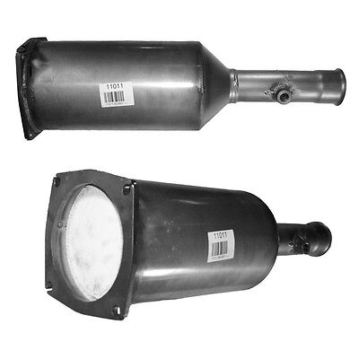 BM11011 Exhaust DPF Diesel Particulate Filter