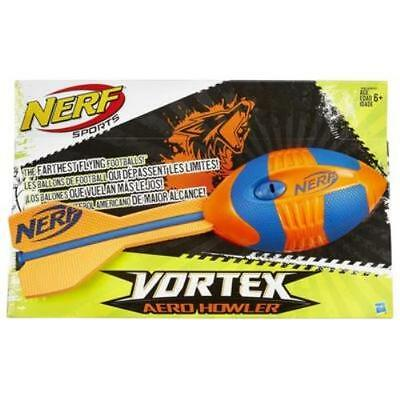 New Nerf Vortex Aero Howler Orange Ao365 Hasbro