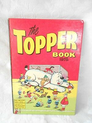 The Topper Book 1975