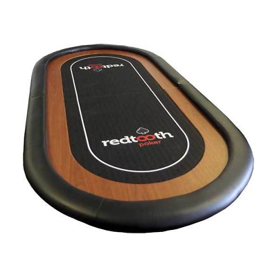 Redtooth Poker 8 Seat Poker Table Top