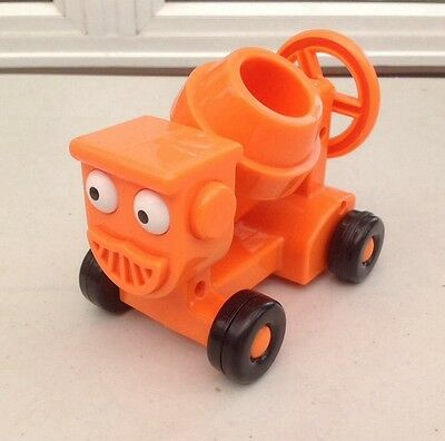 Bob The Builder Friction Motor Powered Vehicle Toy - Dizzy