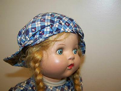 Wonderful Horsman composition doll JOJO; Full of FUN!!!FREE SHIPPING