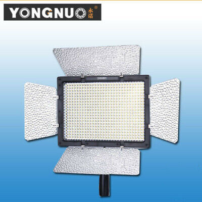 YONGNUO YN-600L LED 5500K Color Temperature  LED Video Light for Cameras