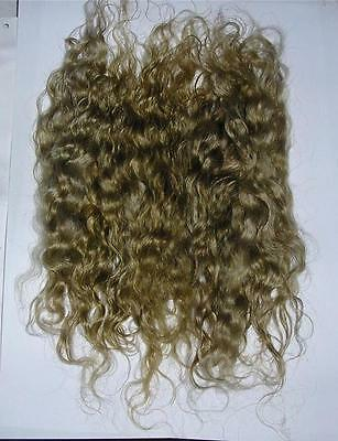 WIG MAKING WEFTS MOHAIR LOCKS DOLLS SPECIAL EFFECTS  -  10 grams-MOUSEYBLONDE