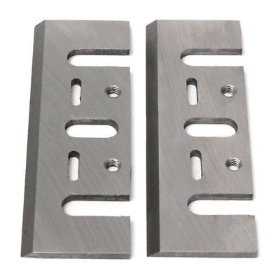 2 x set DEAL MAKITA 82MM PLANER LAMES HSS incrusté