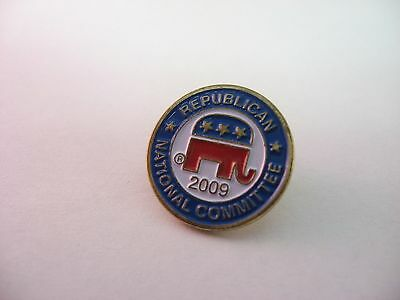 2009 RNC Republican National Committee Pin