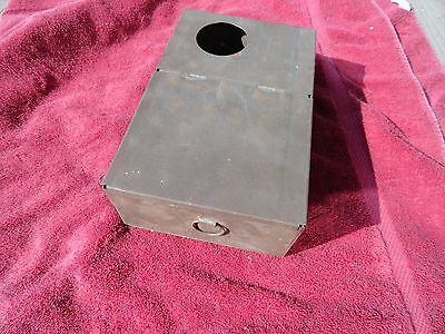 Mills slot machine early coin box