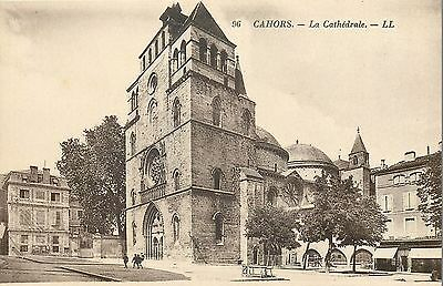 46 CAHORS la cathedrale