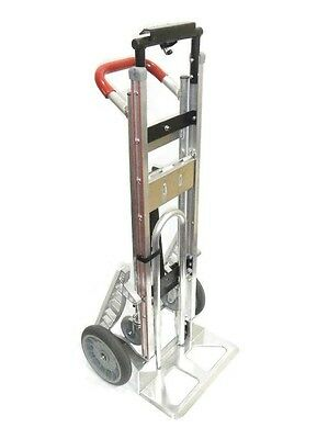 B & P Mfg. Aluminum Liberator 3 Position  3-in-1 Hand Truck with Stair Climbers