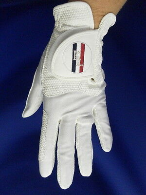 Kingsland Equestrian Classic High Tech Gloves in White Assorted Sizes