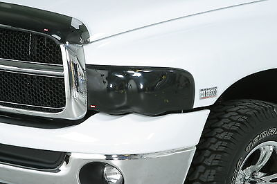 GMC Envoy 2002 - 2006 Head Light Covers Blackout Black outs