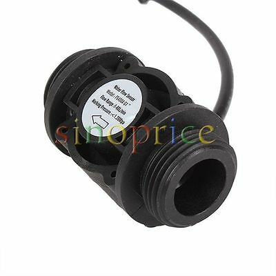 "G1"" 1-60L/min Water Flow Sensor Switch Hall Effect Sensor Flow Meter Sensor"