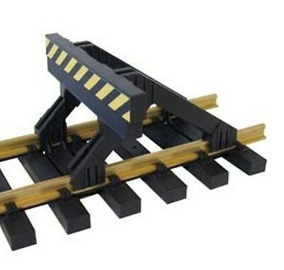 PIKO 35280 - 1 x Plastic Buffer Stop to Fit PIKO G Gauge Garden Track - T48 Post