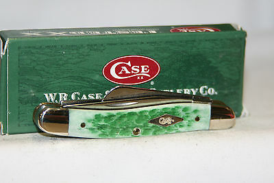 Case 2004 Emerald Green Bone Stockman - SPECIAL !!!  One to Carry