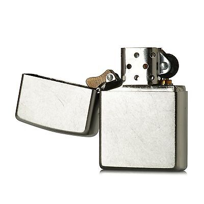 Zippo lighter 207 Classic Street Chrome Windproof Lighter 207