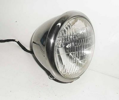 Faro per Moto Custom Harley Shadow Dragstar Intrider Virago - Headlight