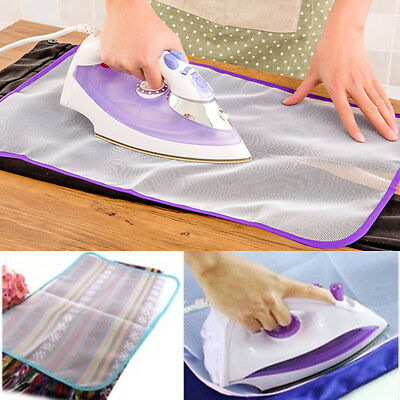 1pcs Protective Press Mesh Ironing Cloth Guard Protect Delicate Garment Clothes