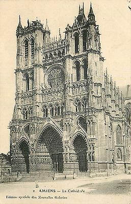 80 Amiens Cathedrale 27518
