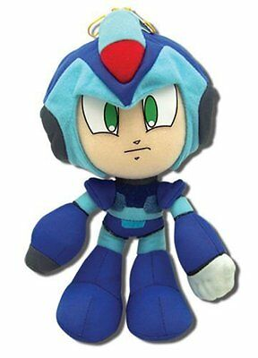 *NEW* Mega Man X4: Megaman X Plush by GE Animation