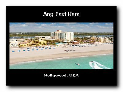 Hollywood, Florida2 Personalised Placemat