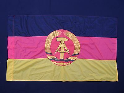 FLAG East Germany DDR Compass Hammer  Communist 95 x 55 cm / 37.4 x 21.65 inch