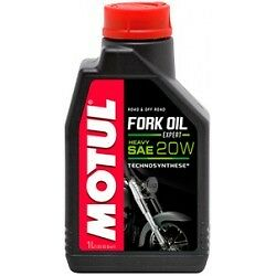 1 Litro Olio Motul Fork Oil Expert Light 20W Technosyntese