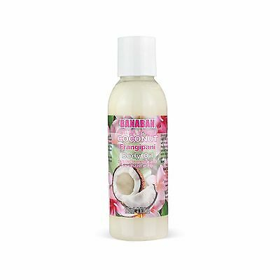 Banaban Virgin Coconut Body Massage Oil - Frangipani FREE SHIPPING